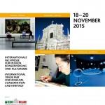 Titelblatt des Exponatec Programmheftes