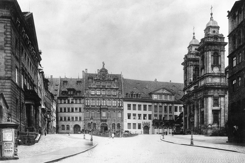Egidienplatz Nürnberg