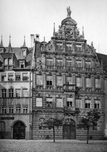 Pellerhaus Nürnberg