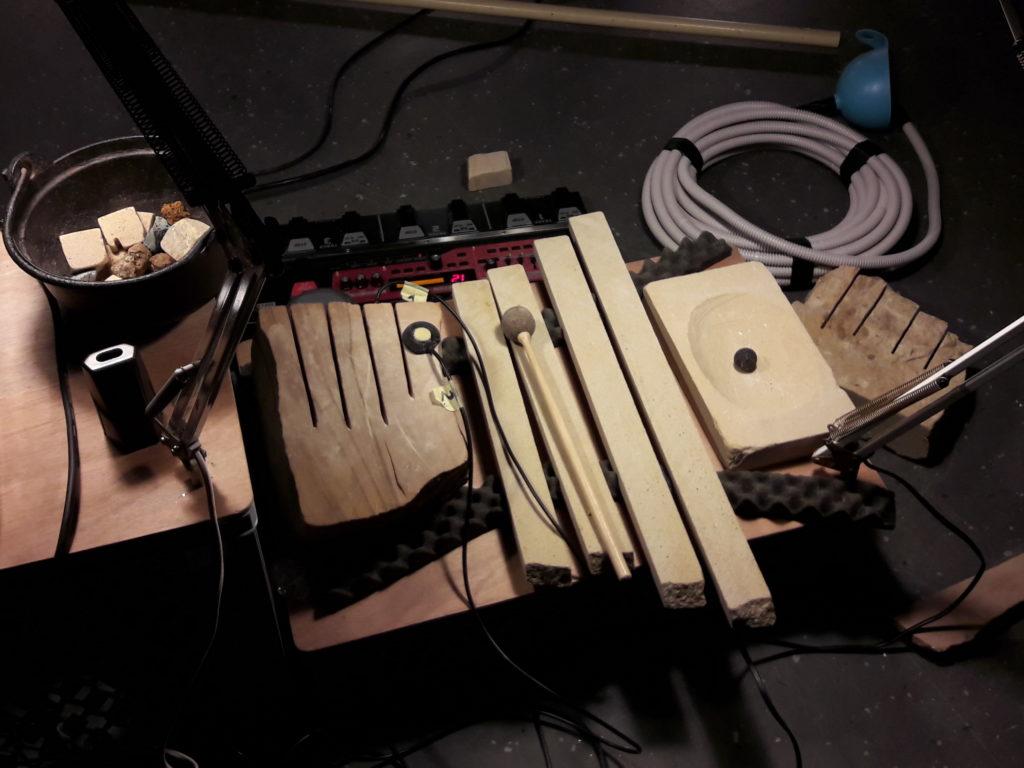 Sandsteininstrumente