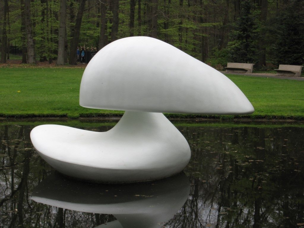 Floating Object, Kröller Müller Museum, Otterlo