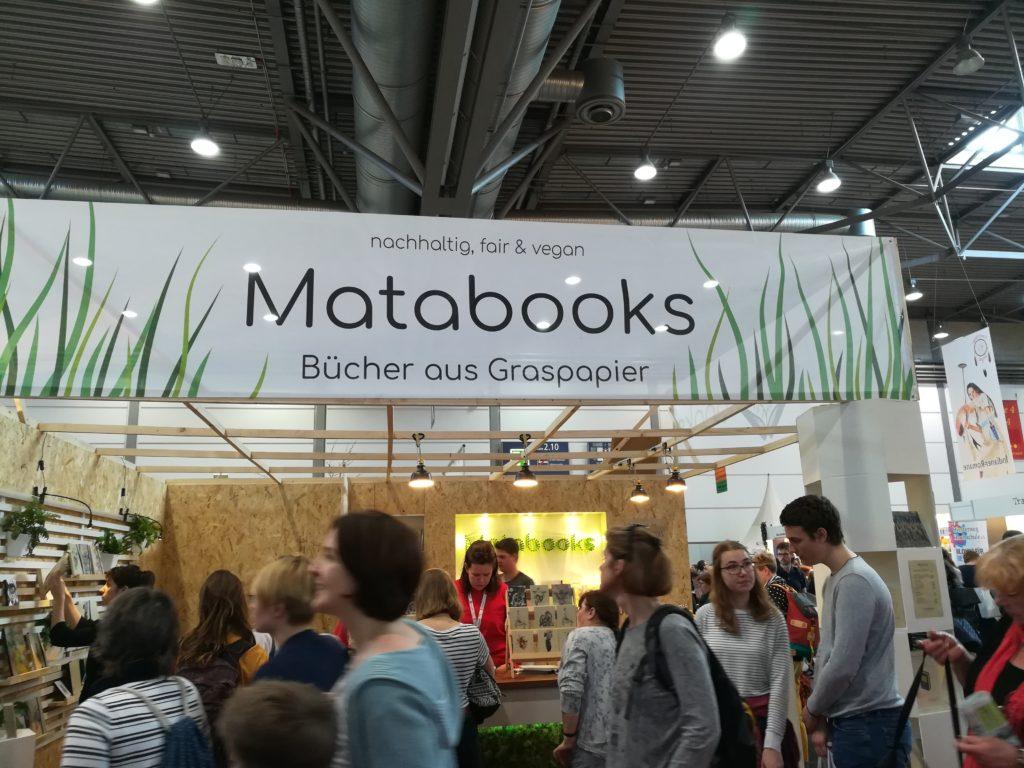 Metabooks, Bücher aus Papier, Leipziger Buchmesse 2019