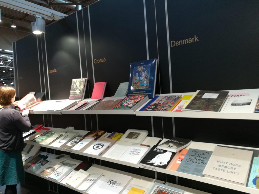 Gastländer, Buchmesse Leipzig