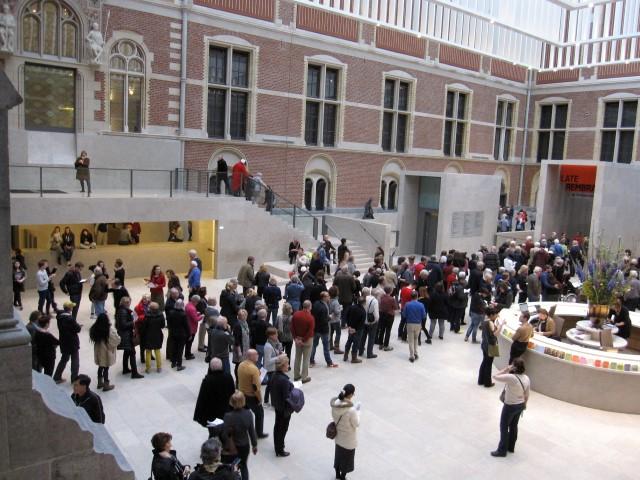 Innenhof des Rijksmuseum, Amsterdam