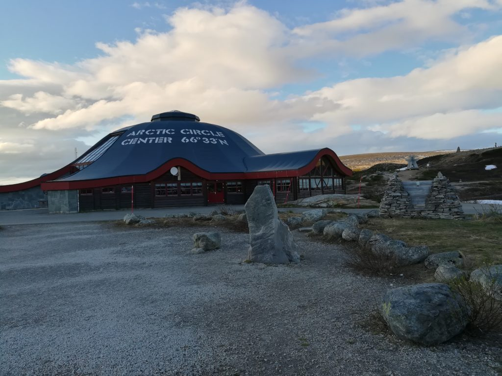 Arctic Circle Center, Norwegen