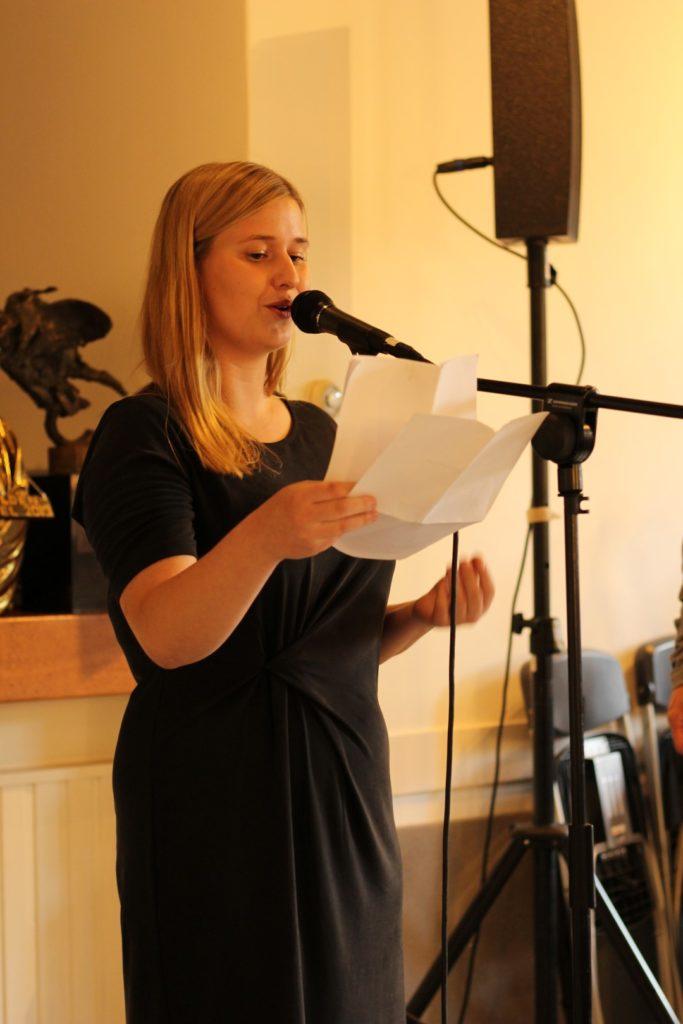 Poetry Slam - Rahel Babic