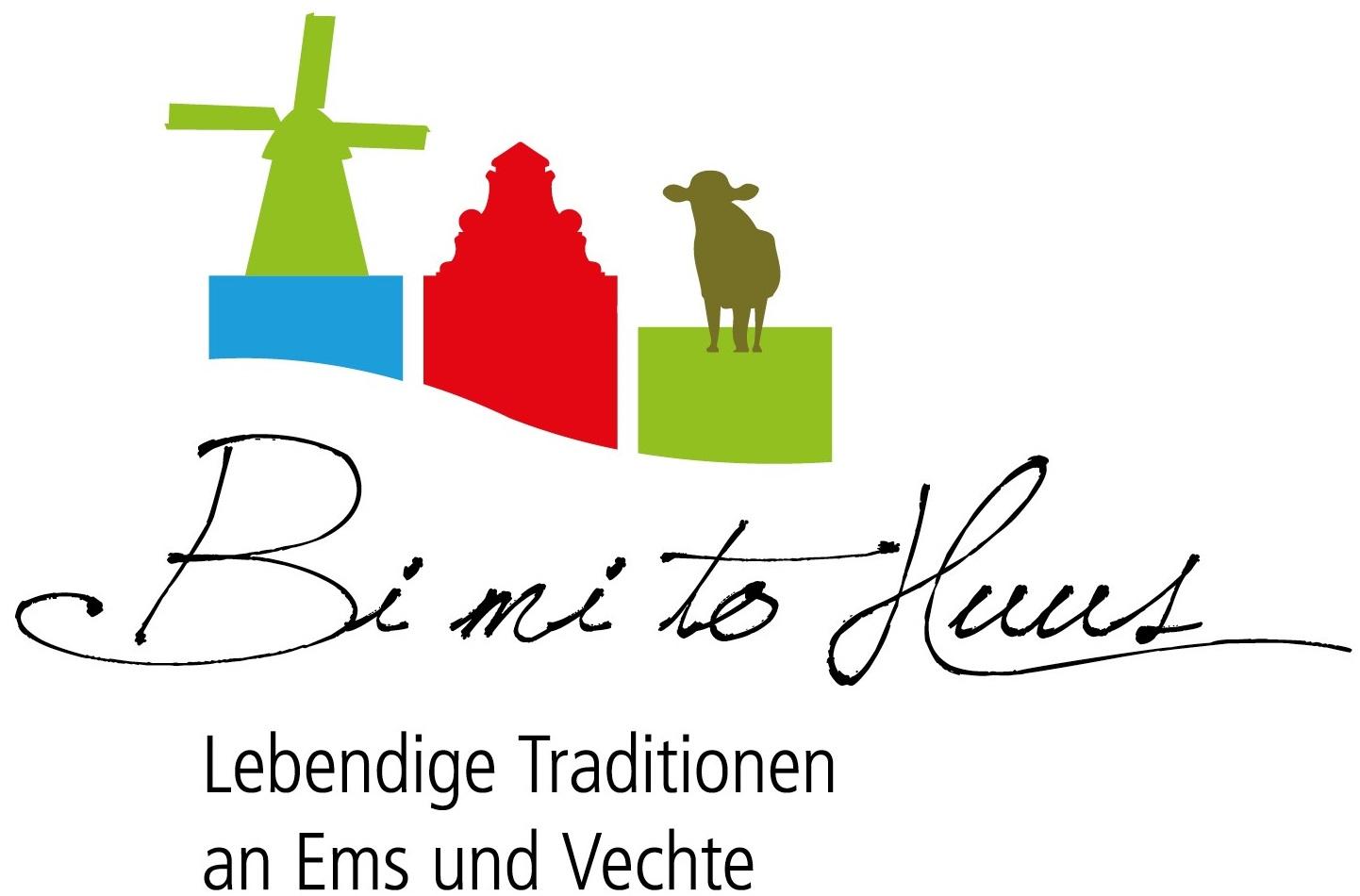Bi mi to Huus (Logo)