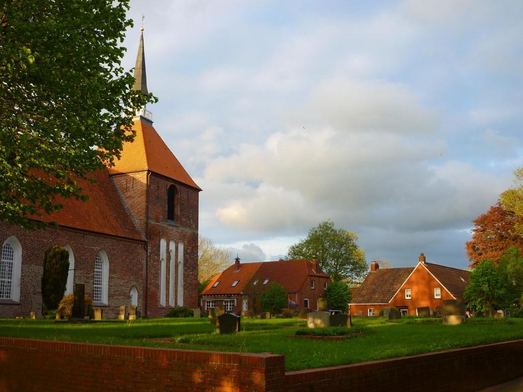 Kirche Rysum - Katrin Rodrian